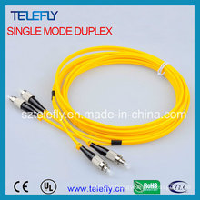 FC Duplex Fiber Optic Jumper, Jumper Cable