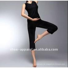 2013 feste schwarze Farbe Tanzabnutzung Yoga tragen Fujian