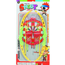 Kids Gift Dart Board Bows Sport Toy Gun