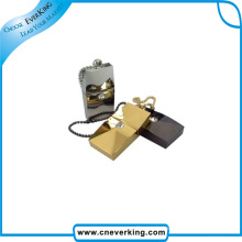Luxury Color Gold Platig USB Drive