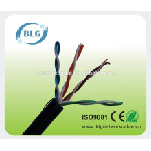 SHENZHEN OEM UTP Lan cable cat5e cable para dispositivo inalámbrico