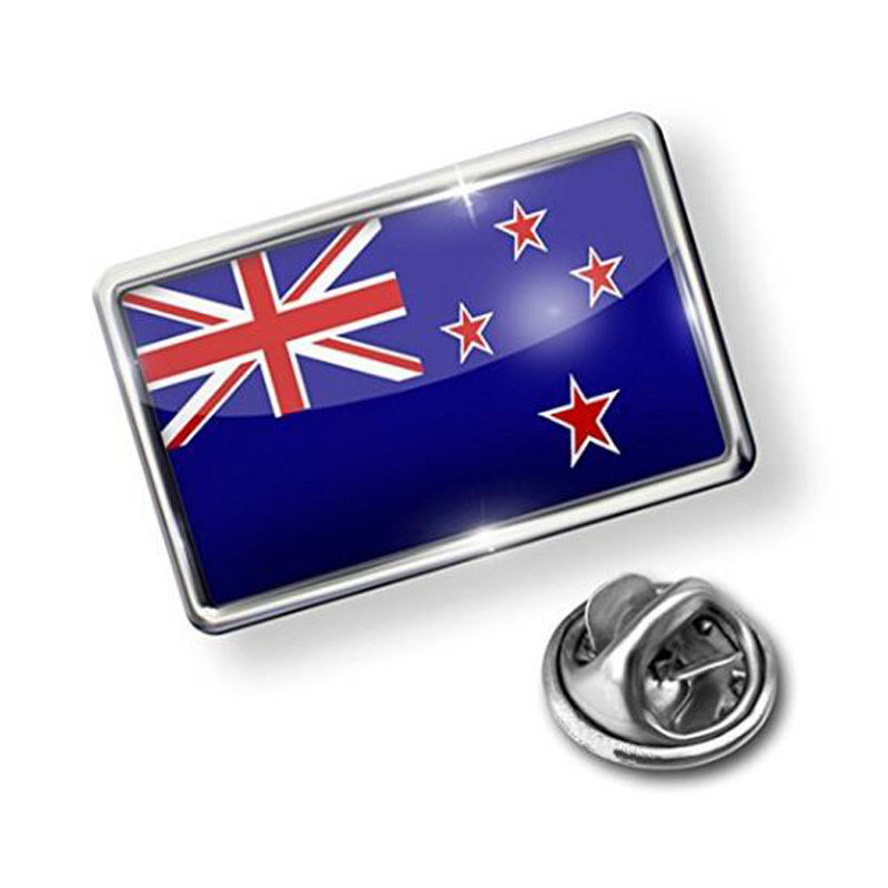 Pin New Zealand Flag