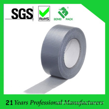 High Adhesive Silver Cloth Duct Tape