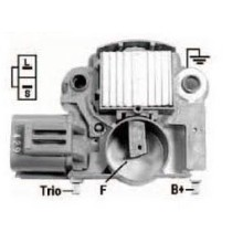 A866X14570 ,A866X14572,145,2321577A10, IM278 Nissan auto voltage regulator
