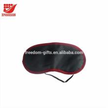 Máscara de ojo para dormir suave modificada para requisitos particulares promocional