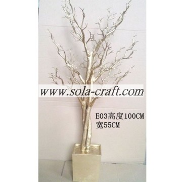 Decor 175cm Populaire Crystal Bead Drop Tree voor bruiloft tabel