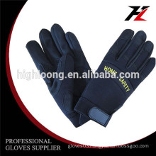 Long serve life Micro fiber OEM industrial glove