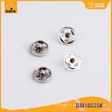 Presse Snap Button Fastener Snap Button für Jacke BM10038 #
