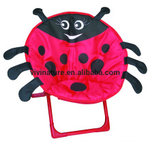 foldable portable cartoon kid moon chair