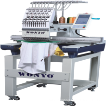single head 12 colors Cap embroidery machine computerized embroidery machine price