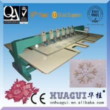 HUAGUI baixo preço mini máquina aplicadora de pedra de costura