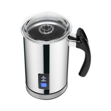 Stainless Steel Milk Frother With Dual Function