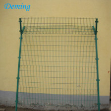 PVC Coated High Security  Airport Fence Panels