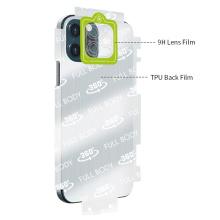 Camera lens protector and rear screen protector