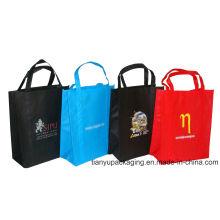 Promotion PP sac à provisions non tissé Eco avec logo d'impression