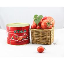 Pâte de tomates pour l'Iran 2200g