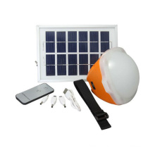 Hot Sell in Africa High Quality MPPT Solar Remote LED Lantern with USB Charger
