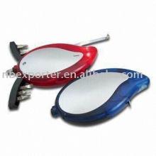 BTEL1343 LED Taschenlampe Mini Tool Kit