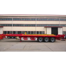 40 'Tri-Axle Flatbed Semi-Trailer