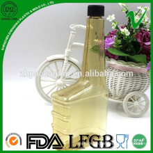Wholesale transparent PVC engine oil plastic bottle China supplier for industry