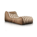 Comfortable outdoor camping bean bag lazy bed