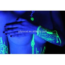Dekorative LED neue Tattoo Aufkleber für Frauen