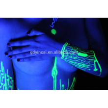 Decorative led new tattoo stickers for women