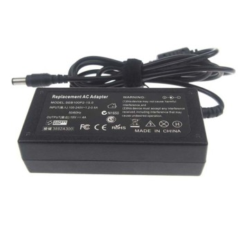 15V 4A адаптер переменного тока зарядное устройство для Toshiba