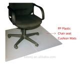 PP Transparent plastic office chair floor mats