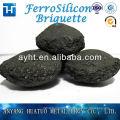 China silicon briquette/silicon slag Supplier with best price