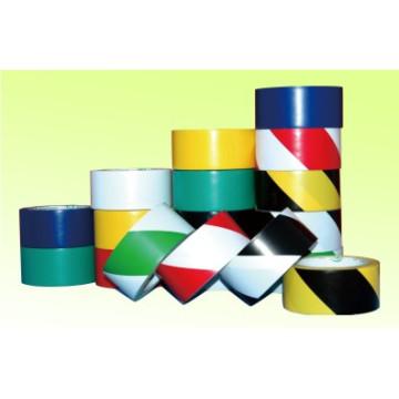 Fita adesiva de PVC para marcação de chão