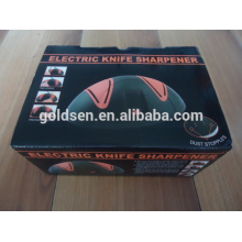 Hot Sales como visto na TV 45w Power Pocket tesoura lâminas Sharpening Machine Mini facas elétricas Sharpener Grinder