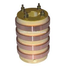 Anel de coletor pequeno / anel deslizante / anel de cobre para diesel