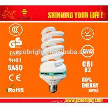 T4 40W espiral completo energía ahorro lámpara tubo 10000H CE calidad