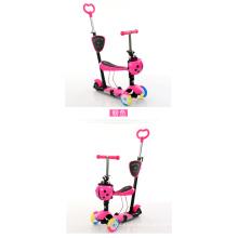 Baby Scooter mit 3 LED Rädern