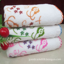 100% Cotton Bath Towels, Home Towels and Home Textile (WJ-Hz137)