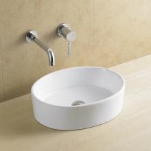 Cuarto de baño oval Cuenca sin agujero de grifo 8116