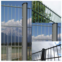 868 Double Wire Fencing