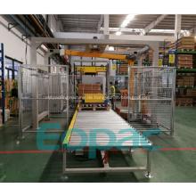 Vollautomatische Palettenwickelsysteme Verpackungslösungen