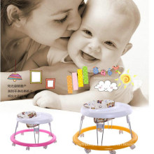 New Wholesale Model Baby Toy Walker with Safety Belt