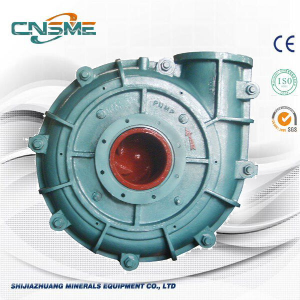 Aluminiumraffinaderi Slurry Pumps