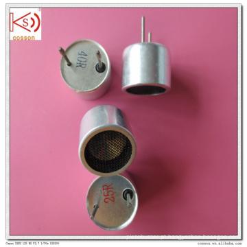 Transdutor de 40kHz Aberta Struck Tipo Sensor Ultrassônico 12mm