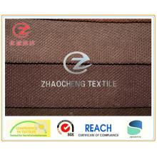 11W N / P tejido de pana consolidada para uso en sofá (ZCCF051)