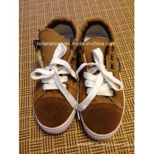 Späteste preiswerte zufällige Sport-Schuhe Einspritzungs-Segeltuch-Schuhe Vorrat (FF328-6)