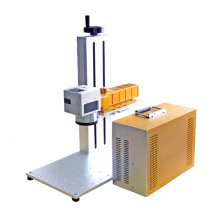 Machine de marquage laser à fibre pour anneaux / Marquage intérieur laser pour anneau