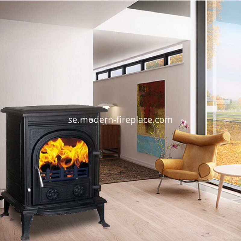 Outdoor Cast Iron Wood Cooking Stove Manufacturer in China