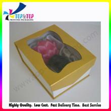 Clear Window Perfume Packaging Box
