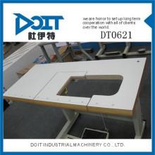 DT0621 machines à coudre tablelift tables avec roues