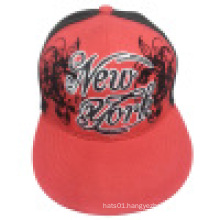 Fitted Sport Cap with Flat Peak Ne1537