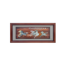 Decorative Chinese elements wall frame wooden picture